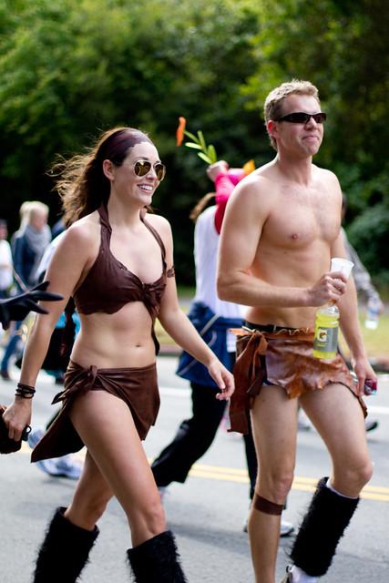 Bay To Breakers 2011: tribal