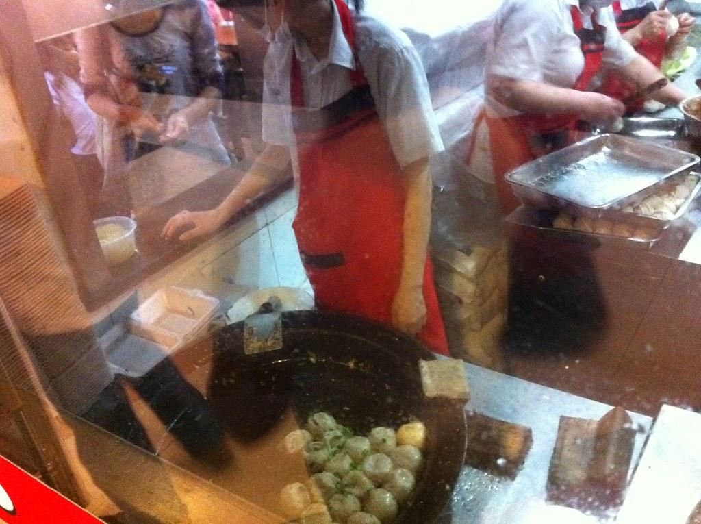 Yang's Fry Dumpling, Shanghai