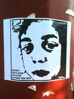 Think2.0 #Austin #streetart