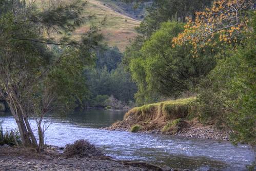 water river australia nsw hdr manning