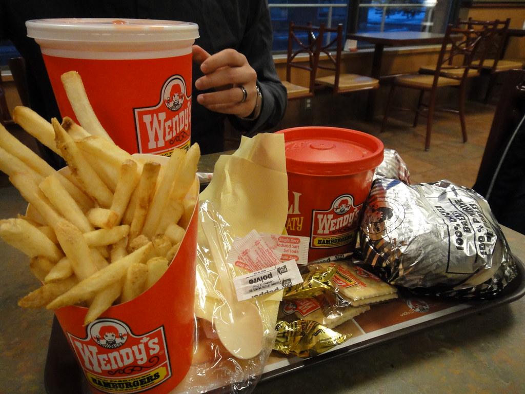 Wendy's Fast Food