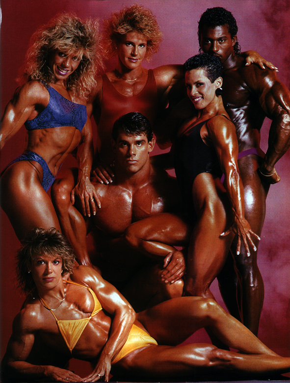 80's Muscle Squad