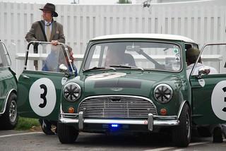 Austin Mini Cooper S 1961 - St. Mary's Trophy