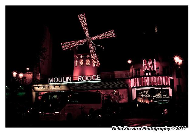 Moulin Rouge c'est magnifique