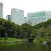 Tokio, zahrada Hama-rikyu, foto: Vladimír Šťastný