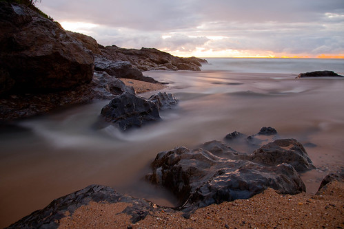 beach sunrise canon surf australia nsw 5d slowexposure coffsharbour nswcoast ndpics ndpicscomau