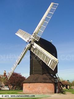 Outwood Mill | Outwood Post Mill | External View 38 | by Outwood Windmill