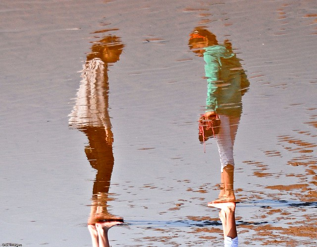 2333. Reflections in Cleethorpes. (Explored)