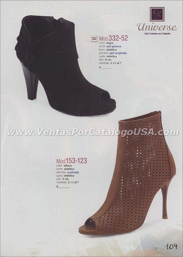 337cfac3 ... Outlet de botas de cuero botines para dama mujeres con calzas venta por  catalogo shoes