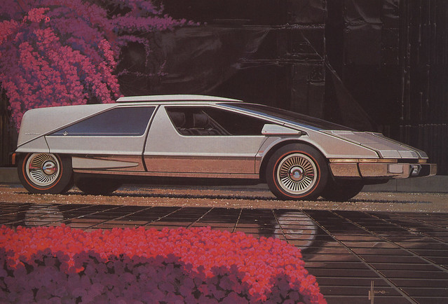 Syd Mead US Steel Concept