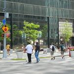 Water-Whitehall Pedestrian Plaza