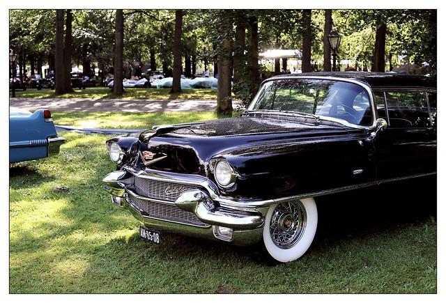 1956 - Cadillac Coupe de Ville