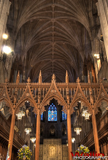 Cathedral Interior HDR | by Wallin Photographic