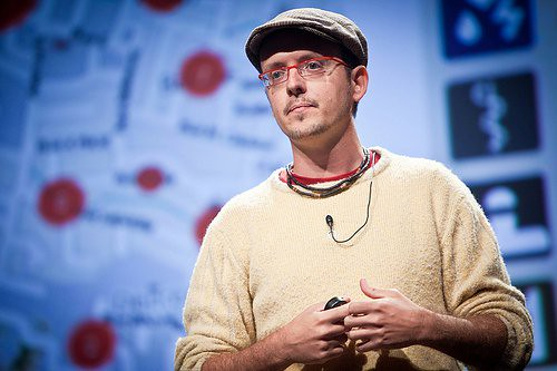 PATRICK MEIER / Ushahidi | by SHAREconference