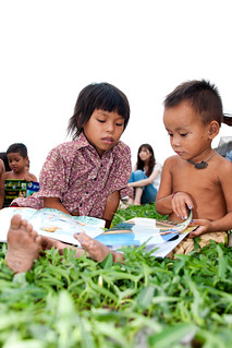 Reading Time | by Chea Phal