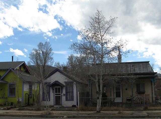 Residences in Salida