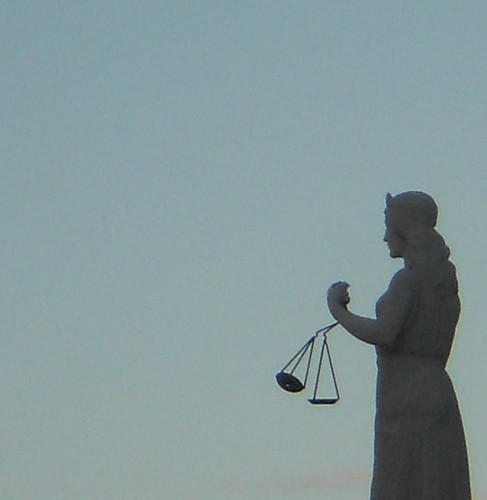 Scales of Justice, From CreativeCommonsPhoto