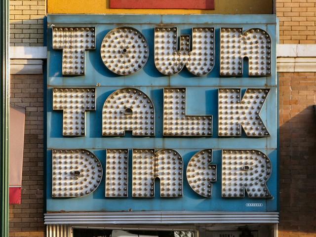 Lost - Town Talk Diner