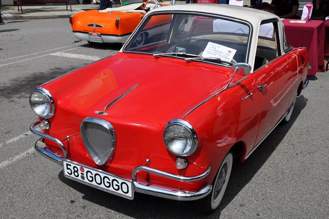 1958 Goggomobil TS 400