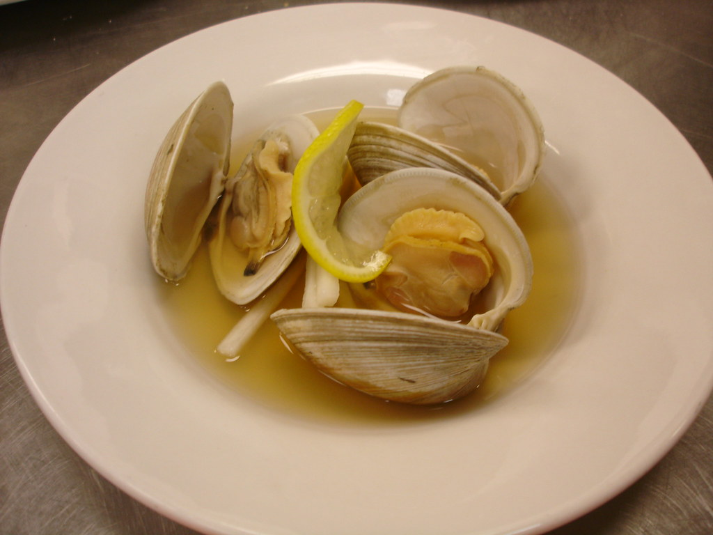 Asian Cuisine: Asari no Ushio-jiru
