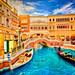Gondola Ride on the Venetian Grand Canal, Las Vegas by Lisa Bettany {Mostly Lisa}