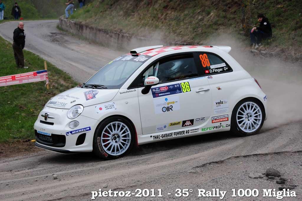 Fiat 500 Abarth R3T Rally Car CARS3533 Art Print Poster A4 A3 A2 A1