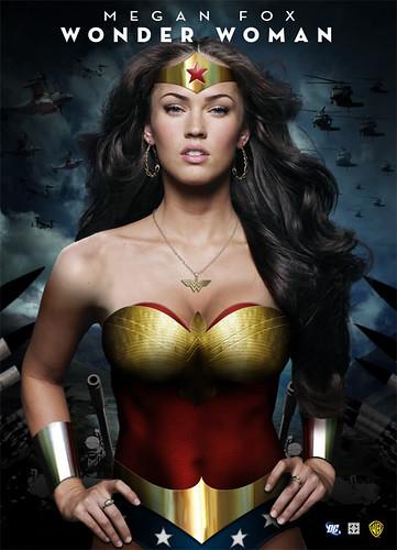 Megan Fox Wonder Woman | by hdehombre