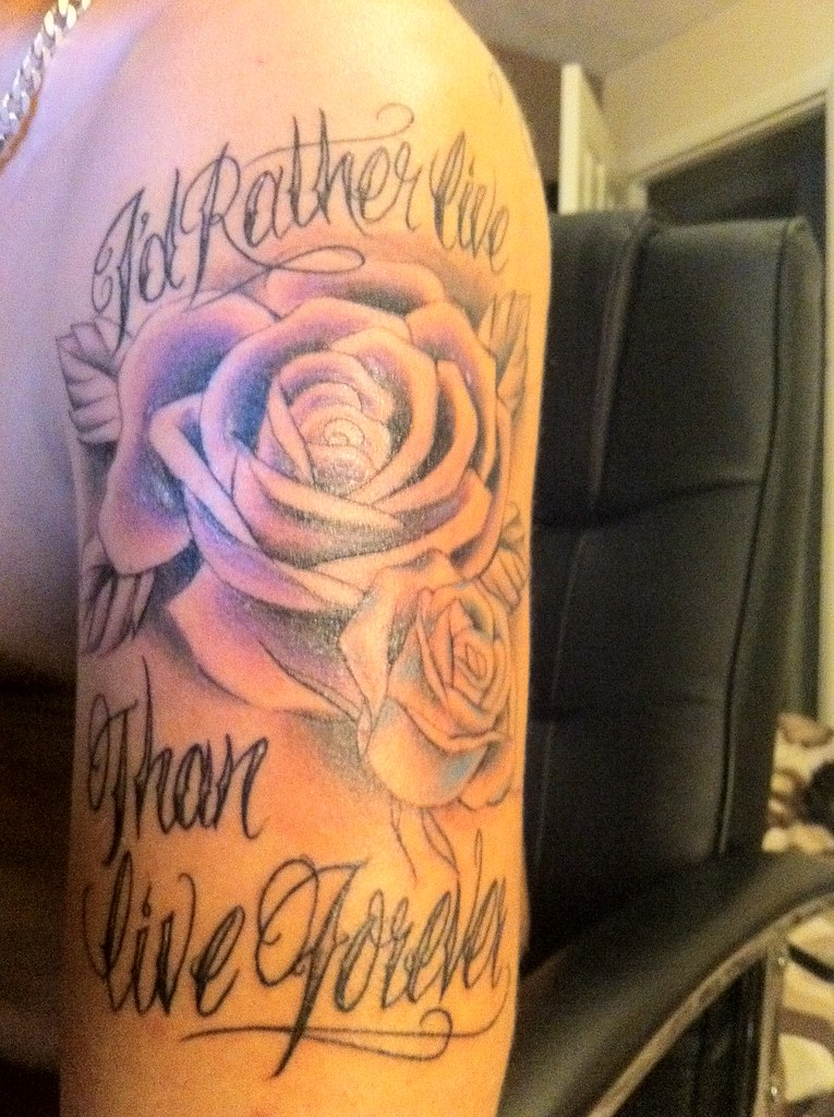 2fba22ad2 Most Recent Tattoo | BMTH Lyrics.... Better photo to come! W… | Flickr