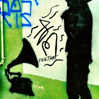F**K that graffiti in all it's original beauty (no filter)