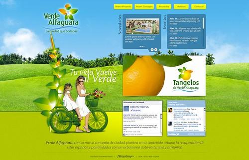 Verde Alfaguara - Developed for: himalayasem.com