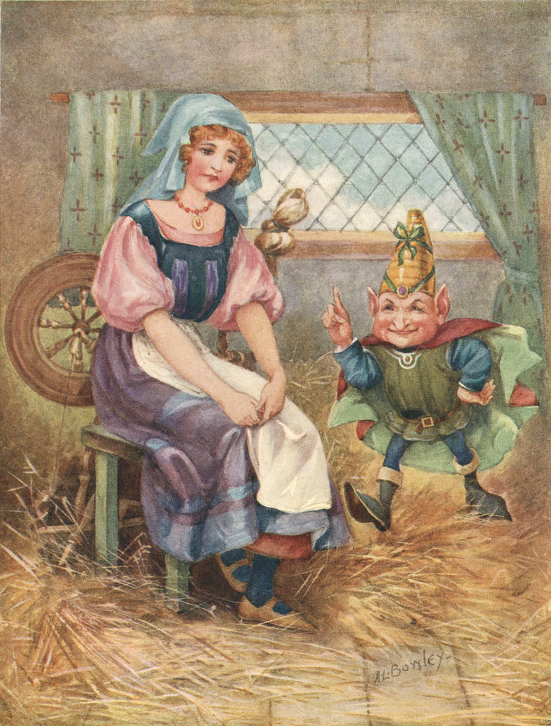 A. L. Bowley - 'Rumpelstiltskin'