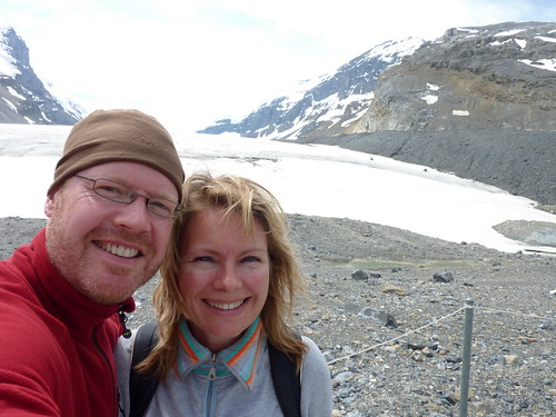Icefields Parkway - Athabasca Glacier - 1