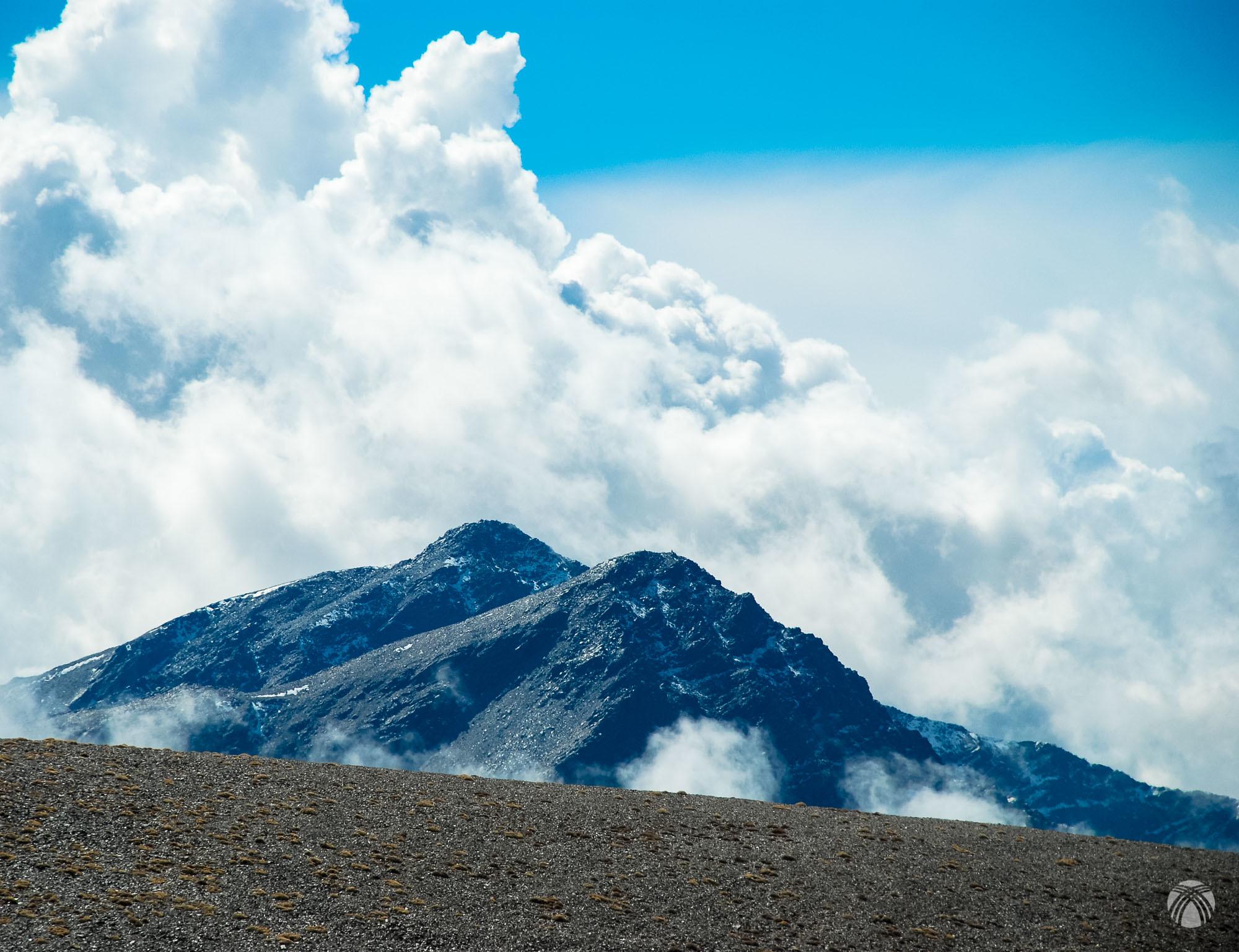 Nubes de evolución