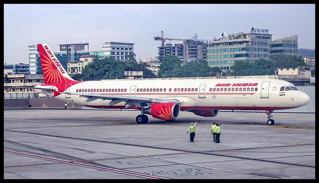 Air India Airbus A321 VT-PPN Mumbai (VABB/BOM)