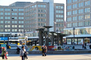 Alexanderplatz, Berlin | by prasad.om