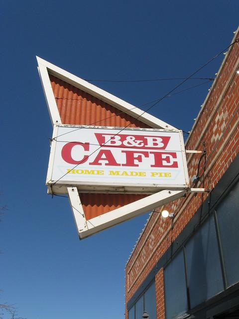 B & B Cafe