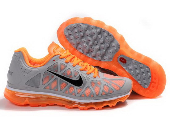 "Nike Air Max 90 Print ""Dark GreyTotal Orange"" •"