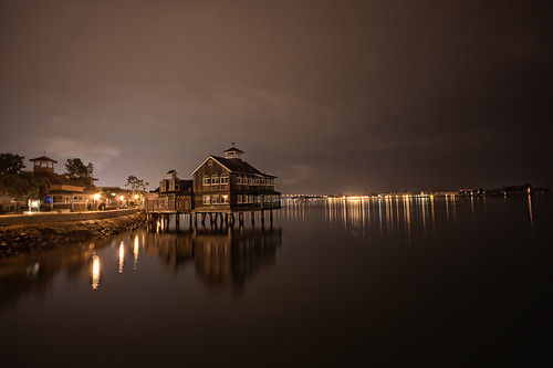 california wallpaper water night photography bay pier high cafe san village view shot nightshot cloudy large diego andrew size southern photograph resolution coronado seaport retina perreault gr8tfate gr8tfatecom
