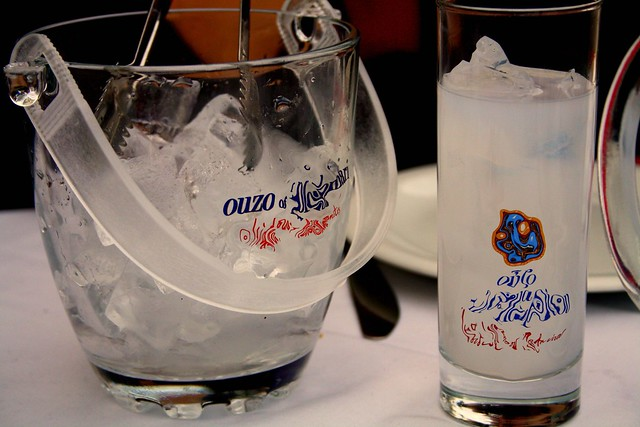 I think we need a glass of ouzo ...