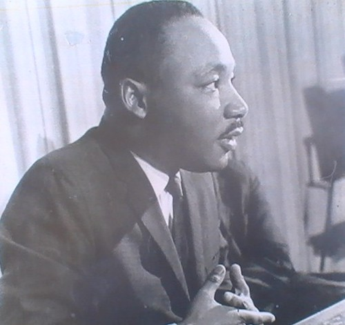 Martin Luther King, From CreativeCommonsPhoto