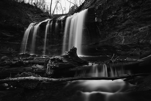 waterfall waterfalls wi stcroixriver cascadefalls tributary d700 wisconsinwaterfalls osceolawisconsin leefiltersbigstopper osceolacreek