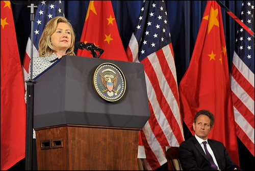 U.S.-China Strategic and Economic Dialogue | by U.S. Department of the Treasury