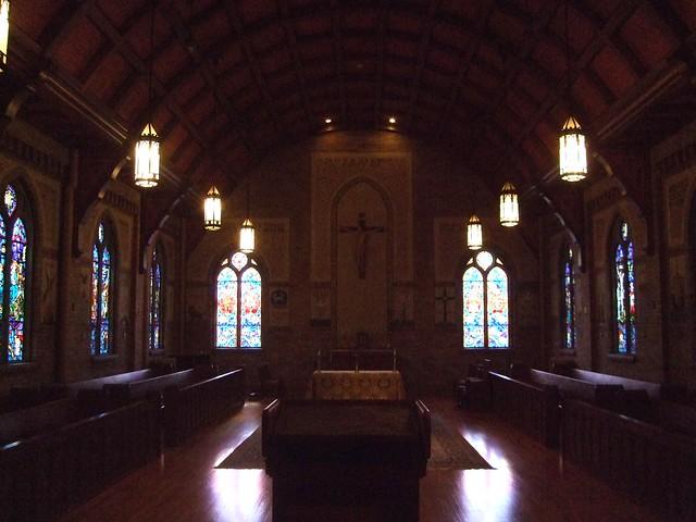 St. Joseph Chapel_Pontifical College Josephinum, Columbus, OH