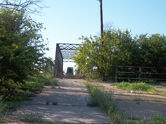 Ohio Street Bridge, Wichita Falls, Texas