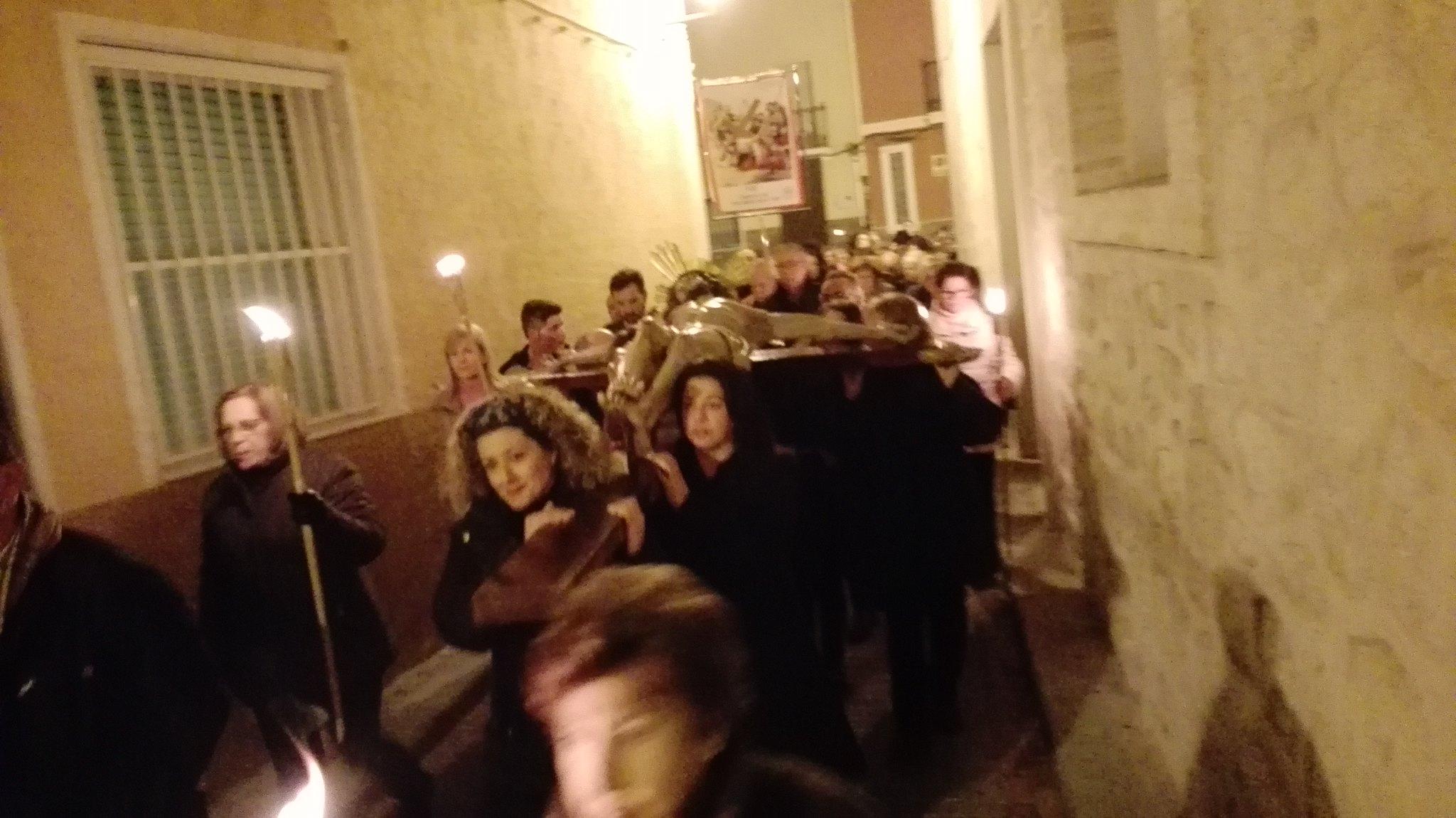 (2016-03-18) - VII Vía Crucis nocturno - Javier Romero Ripoll (034)