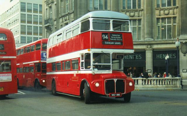 RML 880, WLT 880, AEC Routemaster (2)