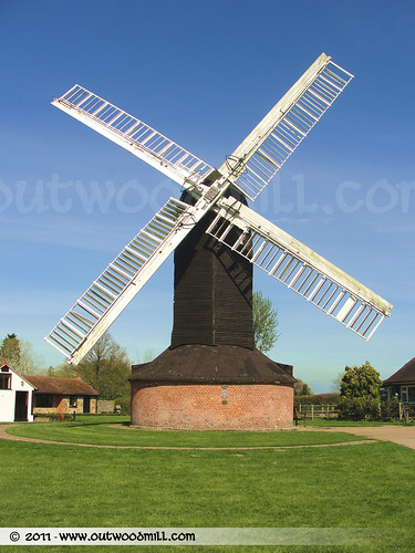 Outwood Mill | Outwood Post Mill | Windmill | External View 06 | by Outwood Windmill