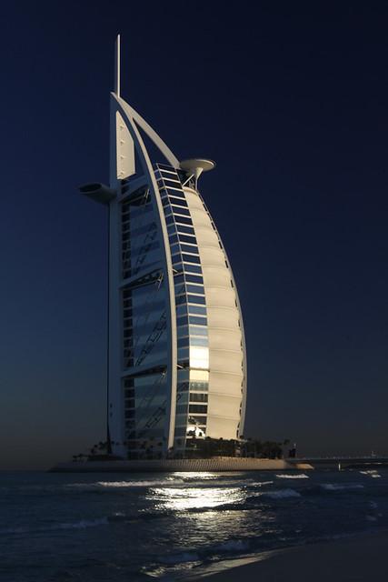 杜拜帆船飯店01
