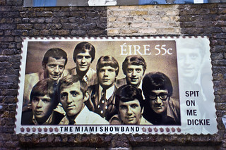 Dublin Street Art - The Miami Showband | by infomatique