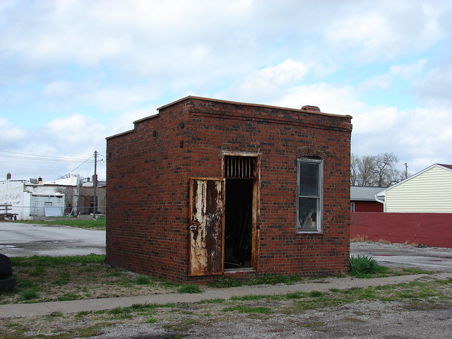 small town hoosegow